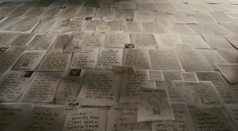 Mary Max cartas