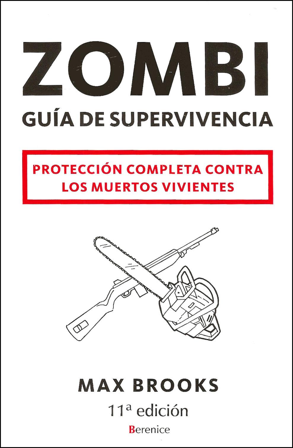 portada de Zombi: Guía de supervivencia